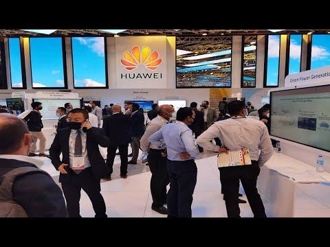 Video : Les entreprises marocaines au GITEX 2021 marqué par l'organisation du Huawei Arab Innovation Day