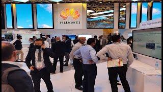 Les entreprises marocaines au GITEX 2021 marqué par l'organisation du Huawei Arab Innovation Day