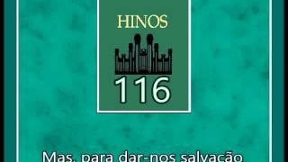 Hino SUD 116 - Sobre o Calvário (Português)
