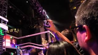 "Linkin Park Performing ""Faint"" at the mtvU Fandom Awards"