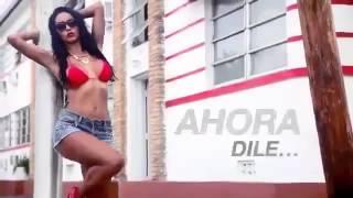 Pitbull - Piensas (Official Lyric video) ft. Gente De Zona HD