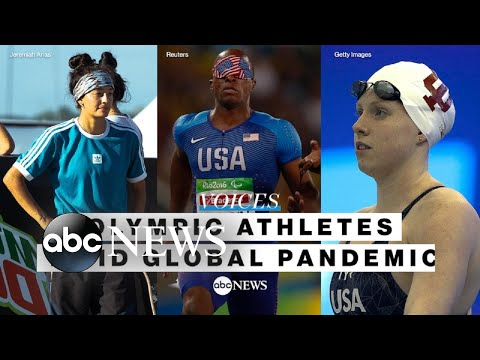 How Olympic athletes trained through uncertainty of Tokyo Games