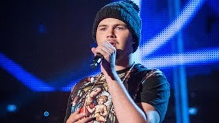 Chris Royal performs 'Wake Me Up' - The Voice UK 2014: Blind Auditions 5 - BBC One