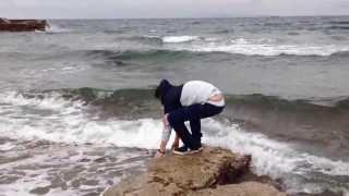 Waves Crashing Over Me