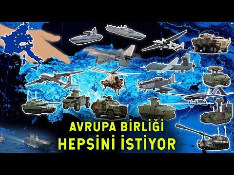 Avrupa Birliği Ülkesi Açıkladı: Savunmamızı Türk Ürünleriyle Donatacağız!
