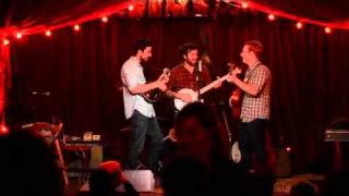 The Keeps - Black Crow (Live at Jalopy)