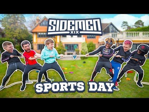 Download Video SIDEMEN SPORTS DAY