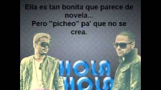 "Juno ""The HitMaker""- Hola Hola (Ft. Cheka) Con Letra! New Video"