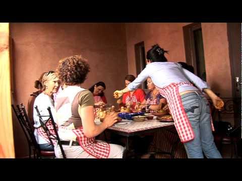 LES ATELIERS LALLA FATIMA cooking school Marrakech