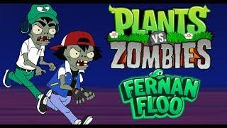 La aventura de Plantas vs Zombies 34