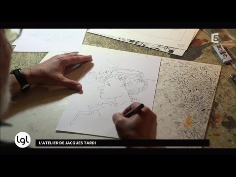 Vidéo de Jacques Tardi