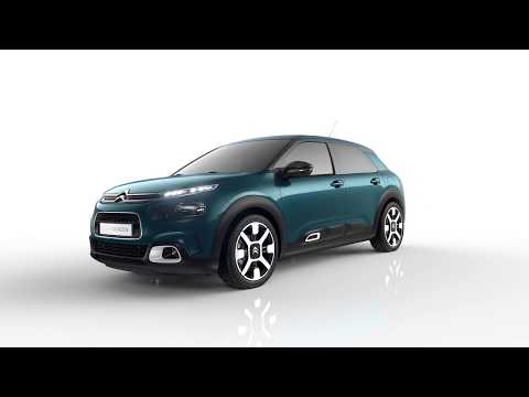 Citroën C4 Cactus 2018 - Un objetivo: mejorar la comodidad