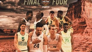 "Oregon Ducks 2017 Final Four Pump Up - ""Warriors"""