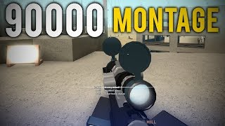 90,000 SUBSCRIBERS MONTAGE... (Phantom Forces)