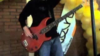 La granja (improvisaciones Guitarra, Bajo y Bateria) - GYF Noise Cover