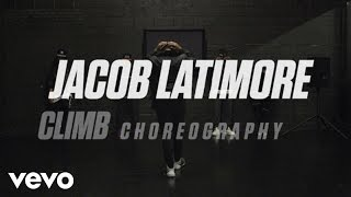 Jacob Latimore - Climb Choreography