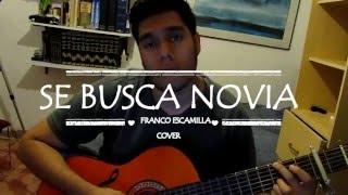SE BUSCA NOVIA | FRANCO ESCAMILLA | LUIS MTZ- COVER