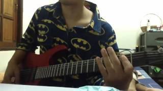 กลับตัวกลับใจ - DAX ROCK RIDER (Guitar Cover By SUNNY88)