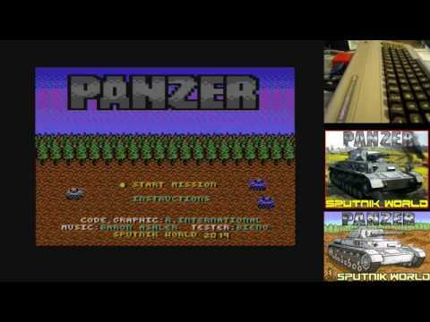 Panzer Commodore 64 - Full game