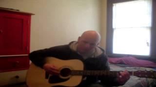 Mother Love Bone - Chloe Dancer - Acoustic Cover