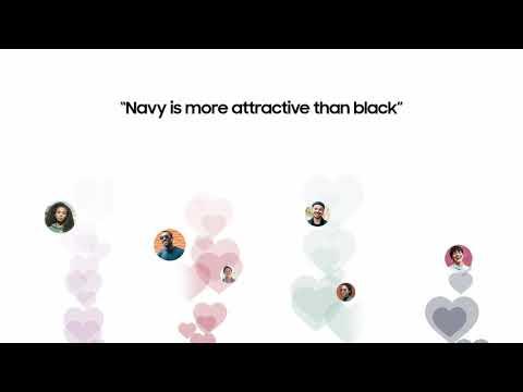 Galaxy Unpacked: Farverne du kan lide   Samsung