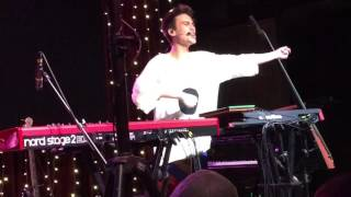 Jacob Collier performs at XRIJF 2017