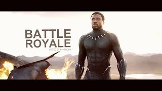 Black Panther (T'Challa) // Battle Royale