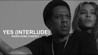 Beyoncé - Yes (OTR 2 Interlude) [Audio]