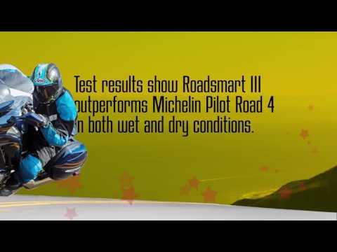 Dunlop Tires Roadsmart III at BikeBandit.com