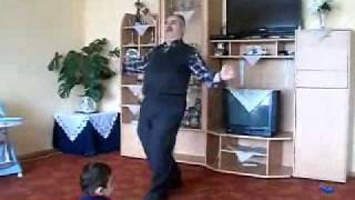 Crazy Man Dancing - Hasan Baba