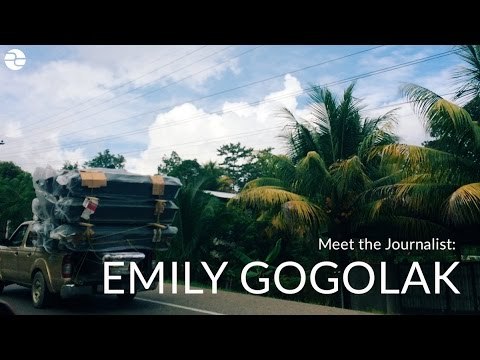 Meet the Journalist: Emily Gogolak