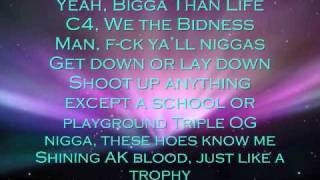 Nicki Minaj Ft. Birdman and Lil Wayne-Y.U. Mad Lyrics