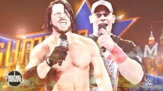 "2016: WWE SummerSlam 4th Official Theme Song - ""Back To the NYC"" + Download Link ᴴᴰ"