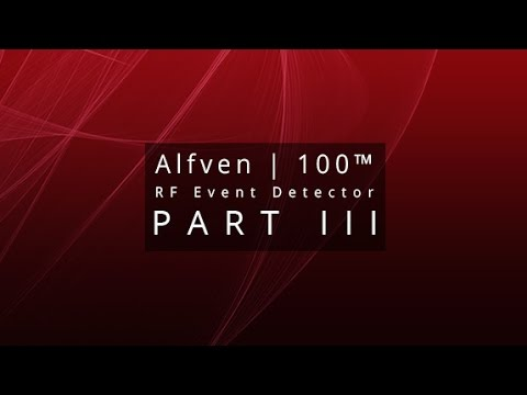 Alfven | 100™ Part III - Session Management & Data Reanalysis