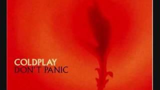 Coldplay Don´t panic HQ