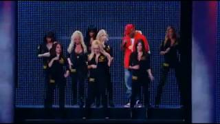 "Flo Rida feat. T-Pain - ""Low"" Live  Adult Movie Award 2009 [HQ]"