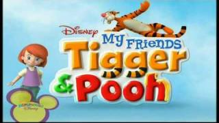 Playhouse Disney Sweden - MY FRIENDS TIGGER & POOH - Intro / Opening