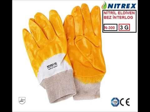 nitril eldiven
