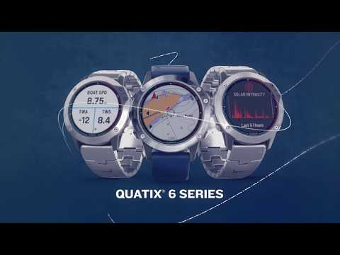 Garmin: Introducing the quatix 6 series