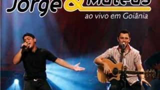 Jorge e Mateus - Não para de Chover