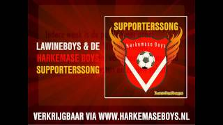 Lawineboys - Supporterssong Harkemase Boys