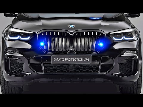 """2020 BMW X5 bulletproof ? """"Come with me if you want to live"""""""