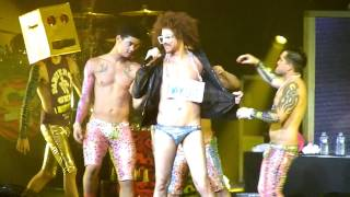 Sexy And I Know It - LIVE FROM ZENITH OF PARIS - CONCERT LMFAO
