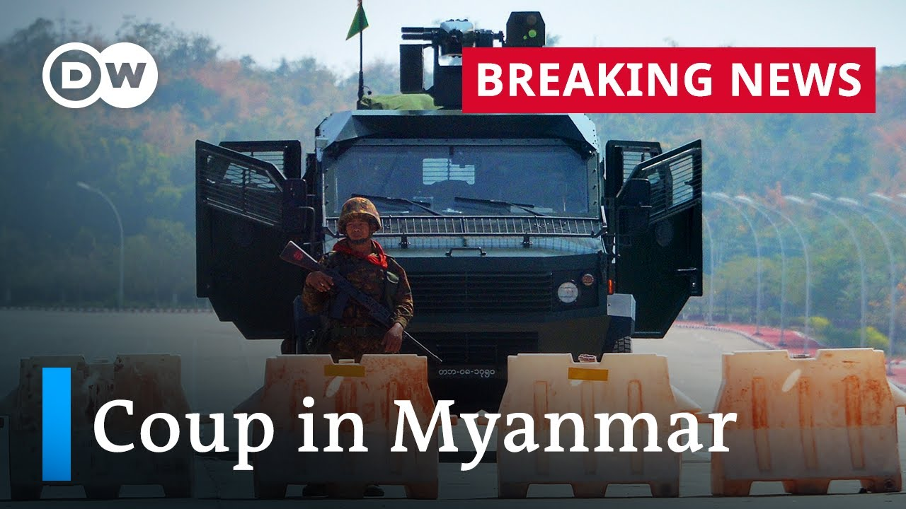 Military Carried out a Coup D'état in Myanmar