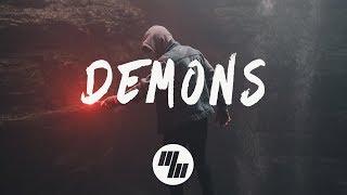 Felix Snow & ROZES - Demons (Lyrics)