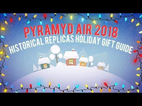 Video: Pyramyd Air Historical Replicas Gift Guide | Pyramyd Air