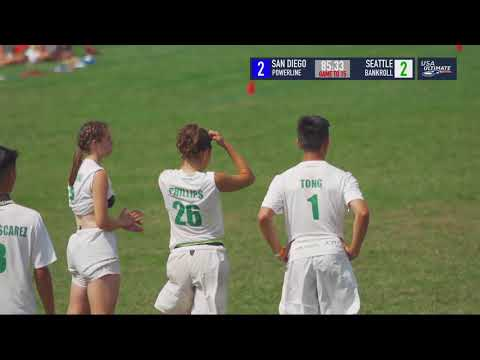 Video Thumbnail: 2018 U.S. Open Club Championships, YCC U-20 Mixed Final: San Diego Powerline vs. Seattle Bankroll