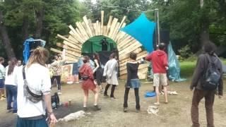 Tropical Bleyage DJ set @ Sons of Gaia festival 2016, Romania Pt.4