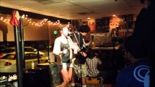 Blood On The Floor Original Lying Awake Full Band Live Song 8/10/12 @ The Bus Stop Music Cafe