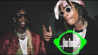 Young Thug, 2 Chainz, Wiz Khalifa & PnB Rock – Gang Up (Bass Boosted)